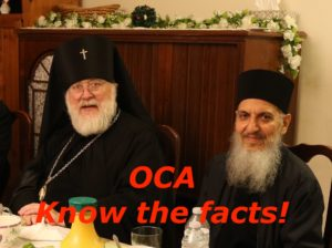 OCA: Know & expose the facts!